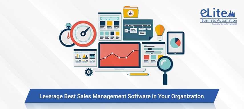 Get Leads Hassle-free by Leveraging Best Sales Management Software in Your Organization
